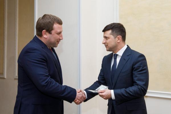 Володимир Труш новий очільник Тернопільської обласної державної адміністрації