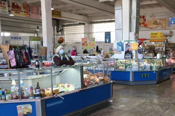У Тернополі закрили усі продуктові ринки