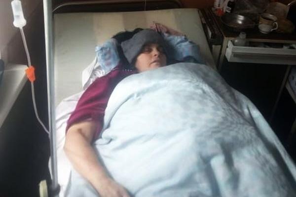 Волонтерка з Тернополя перенесла тяжку операцію на мозку після травми і знову потребує допомоги