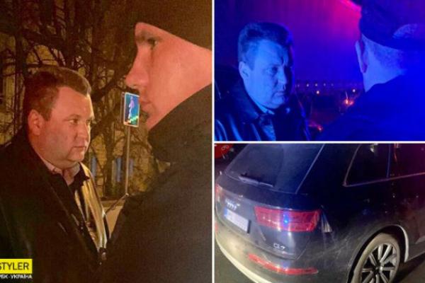 Суддя закрив справу екс-прокурора Тернопільщини, який влаштував дебош в Києві, будучи п'яним