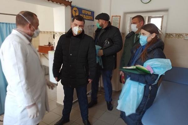 Прокуратура Тернопільщини перевірила дотримання протиепідемічних заходів у місцях несвободи