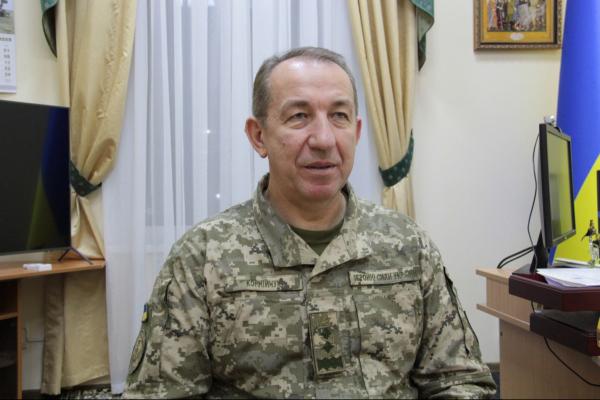 Колишнього начальника Тернопільського гарнізону призначено начальником Генерального штабу Збройних Сил України
