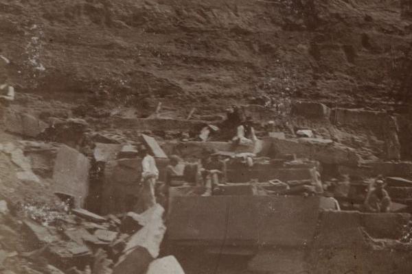 Як добували камінь в Теребовлі в ХІХ ст