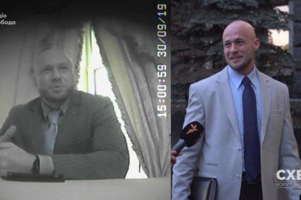 Скандал довкола Єрмака: на плівках «засвітився» кандидат на голову Тернопільської ОДА