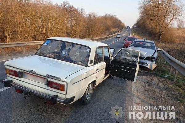 На Тернопільщині ДТП: один із пасажирів загинув