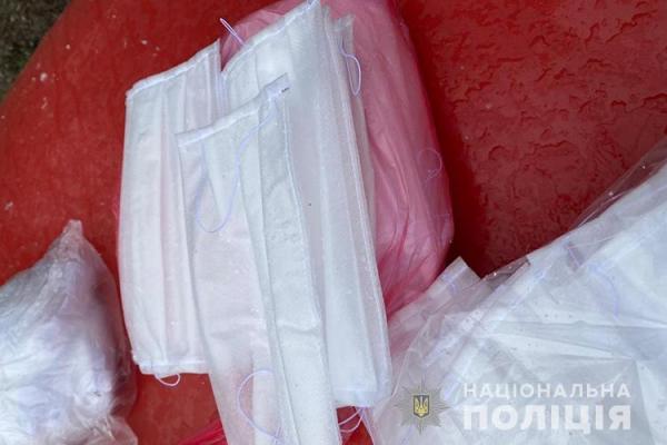 У Тернополі затримали продавця медичних масок