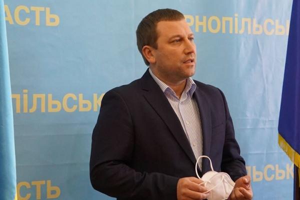 Голову Тернопільської ОДА можуть звільнити за популізм?