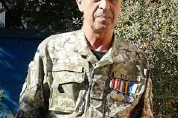 Тернопільщина: помер учасник АТО Гіясуддін Шіхмагомедов