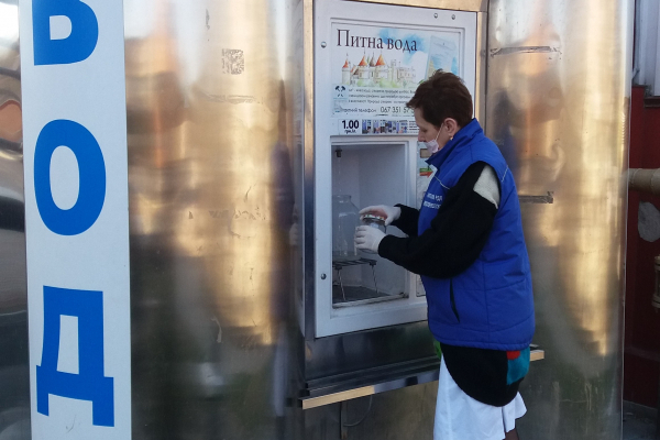 У Тернополі перевіряють якість питної води