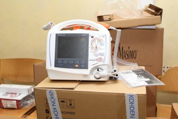 «Допомагати просто»: лікарня швидкої допомоги Тернополя отримала нове обладнання