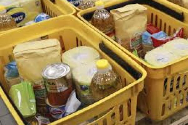 Мешканцям Тернопільщини роздаватимуть безкоштовні продуктові набори