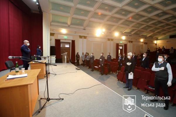 «Додаткові 47 мільйонів гривень на медицину»: у Тернополі внесли зміни до бюджету