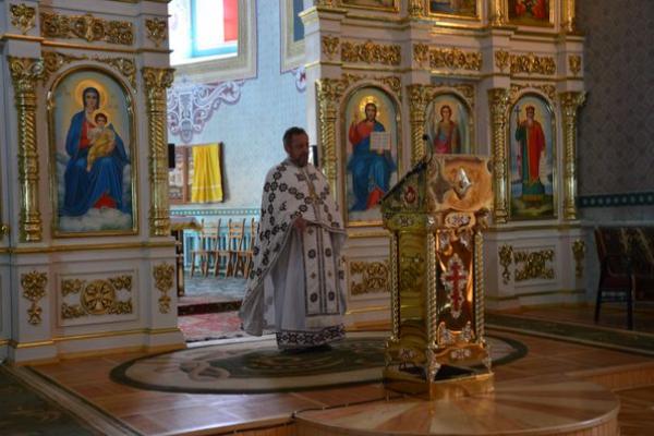 Онлайн трансляції богослужінь з Теребовлянської ПЦУ Святого Рівноапостольного князя Володимира