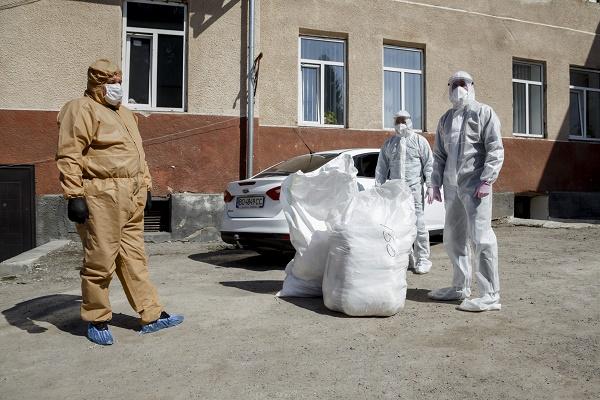 В мережі оприлюднили перший великий звіт про зроблене волонтерами для лікарів Тернопільщини