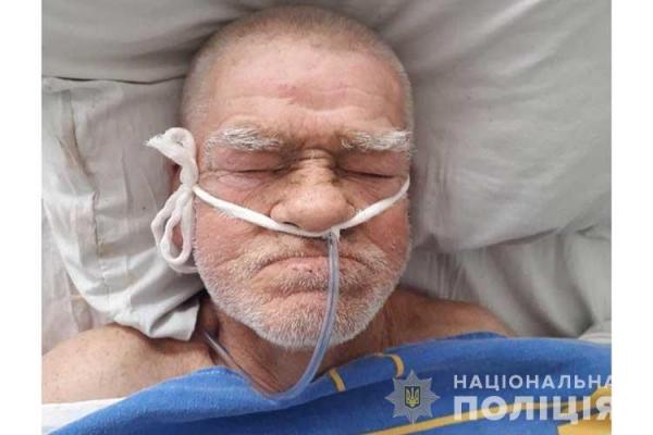 Встановлено особу дідуся, знайденого у лісосмузі поблизу Тернополя