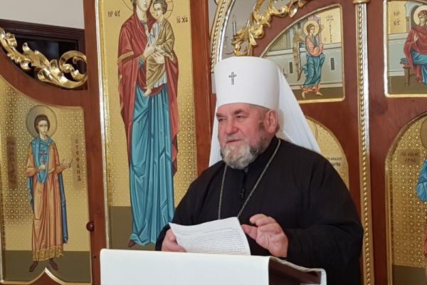 Великоднє послання архиєпископа та митрополита Василія Семенюка