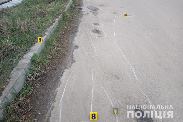 На Тернопільщині ДТП: травмувалася пасажирка скутериста