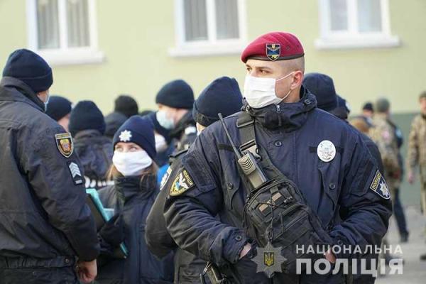 «Щоб не допустити порушення правил карантину під час свят»: у Тернополі посилять патруль