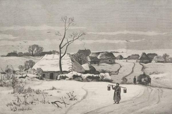 Як виглядали подоляни 200 років тому