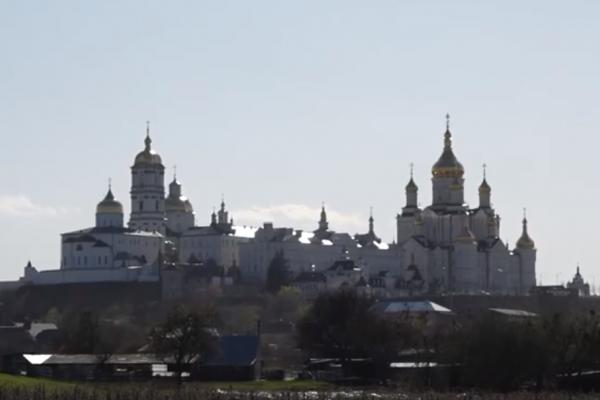 Почаїв закритий через COVID-19: гостей не пускають, жителів просять повернутись до міста (Відео)