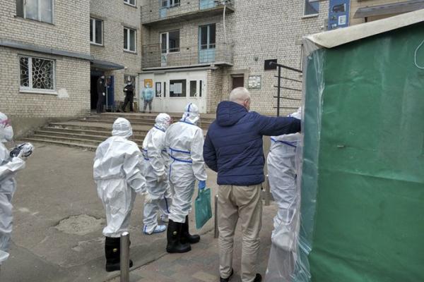 В одному з гуртожитків Вишневого коронавірусом заразилися 37 осіб, двоє померли