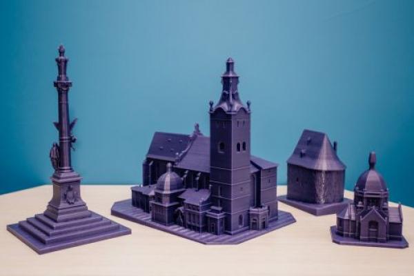 На Тернопільщині створюють 3D-моделі восьми пам'яток архітектури