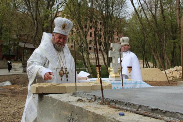 У Чудотворному місці на Тернопільщині з'явиться новий храм