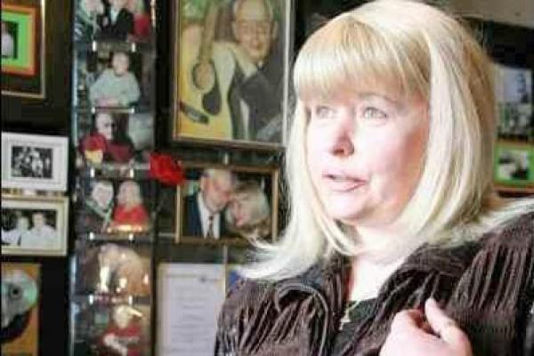 У Тернополі померла четверта дружина і останнє кохання Анатолія Горчинського