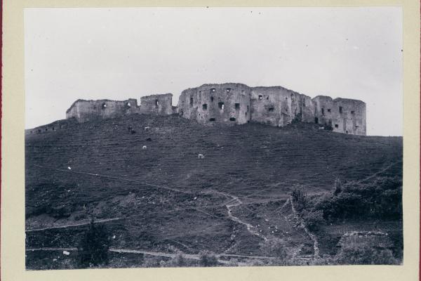 Тернопільщина туристична: Язловецький замок у ХІХ ст. (Фото)
