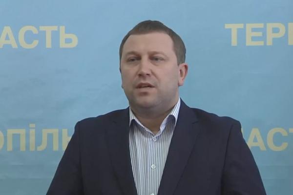 «Не думав, що це повториться»: Голова Тернопільської ОДА Володимир Труш повторно захворів на COVID