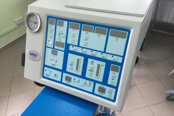 Чи вистачить лікарням Тернопільщини апаратів ШВЛ для боротьби з COVID-19?