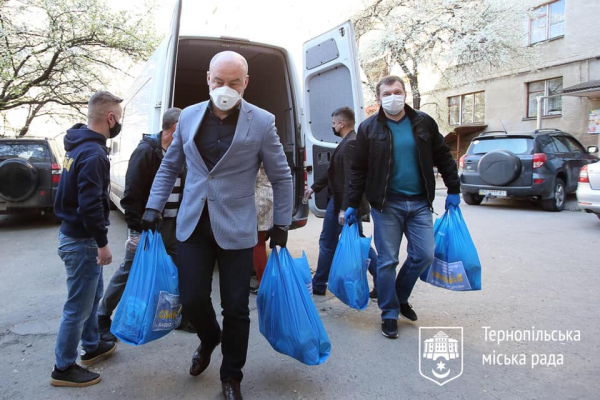 Сергій Надал: Кожен українець має отримати допомогу5000грн від держави