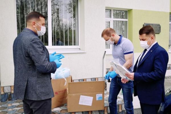 Віктор Овчарук: Тернопільська обласна рада оперативно реагує на виклики, пов'язані з пандемією