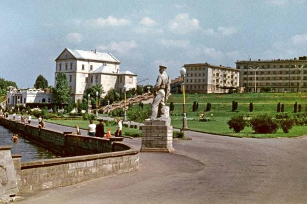 Стежками старого Тернополя. Від минулого до сьогодення