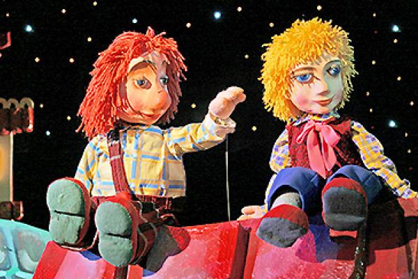 Під час карантину діти можуть переглянути казки-вистави on-line від Тернопільського театру актора і ляльки