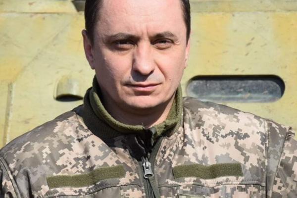 Пресофіцеру 44 артбригади Юрію Кульпі присвоїли звання «Старший лейтенант»