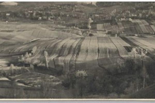 Село Жолоби на столітніх фото
