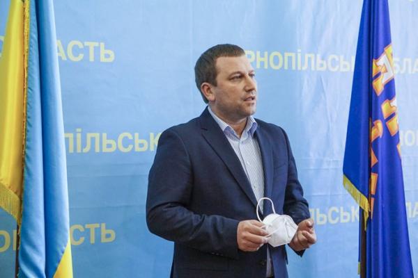 Голова Тернопільської ОДА Володимир Труш: «Плинність медперсоналу не вища, ніж минулого року»