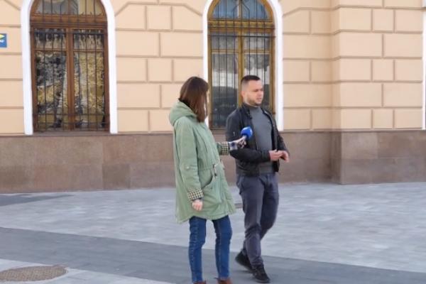 Під час реконструкції Привокзальної площі в Тернополі втілили багато новинок