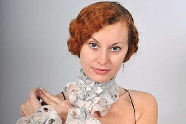 Тернопільська дизайнерка Тетяна Охрицька: вовняний одяг може стати окрасою весняного гардеробу