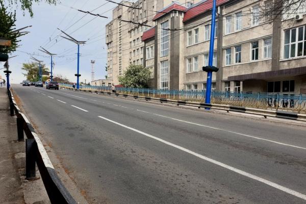 Увага! У Тернополі перекриють рух на вул. Руська