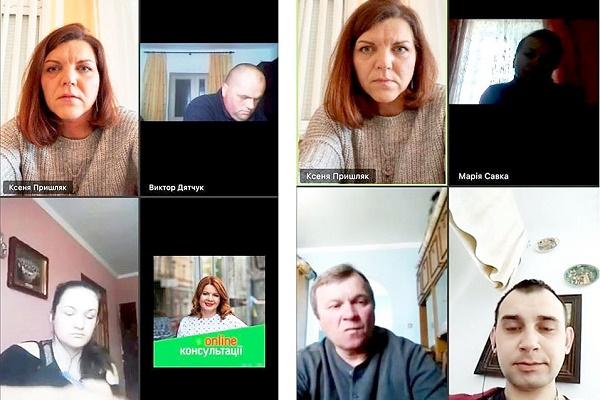 Як писати резюме – на онлайн-вебінарі ланівчан навчали працівники центру зайнятості