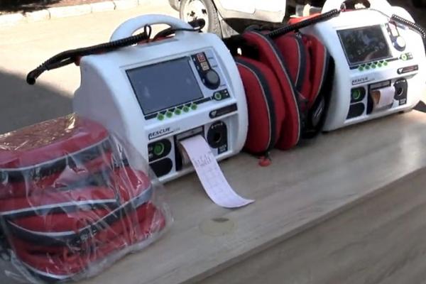 Тернопільській дитячі лікарні закупили нове обладнання та засоби індивідуально захисту