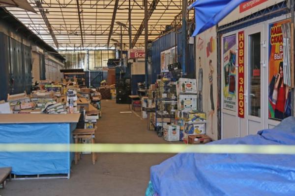 Ринки у Тернополі можуть закрити через покупців, які ходять без масок