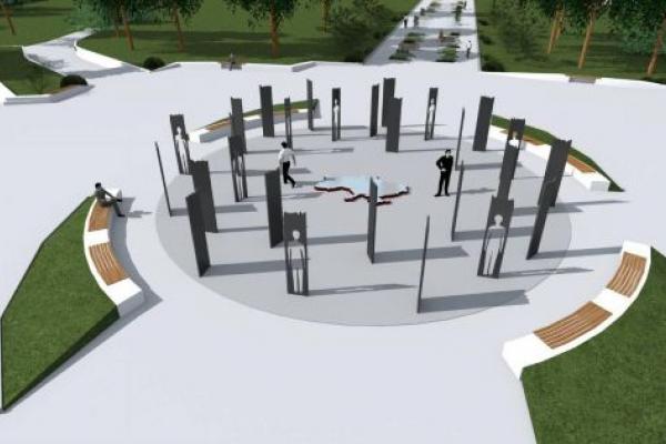 Парк Слави у Тернополі змінить своє обличчя