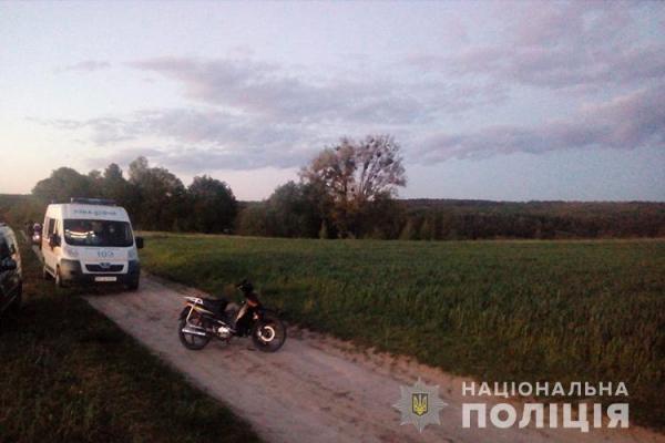 Неподалік одного із сіл Тернопільщини знайшли труп чоловіка