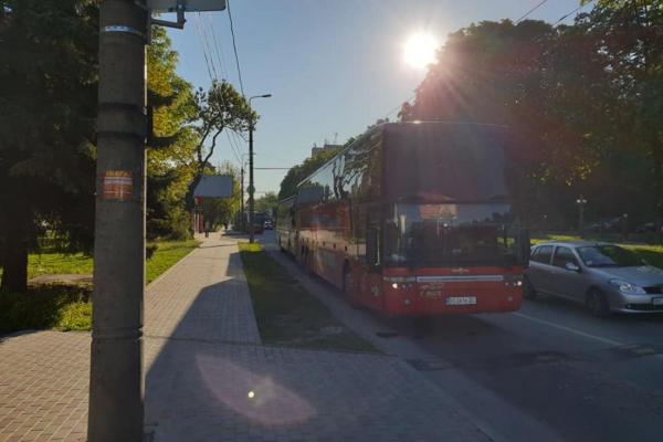 З Тернополя десятки міжнародних автобусів виїхали у столицю на акцію протесту