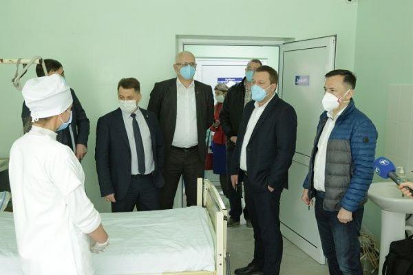 Обіцяні 33 мільйони для облаштування першої інфекційної лікарні на Тернопільщині з державного бюджету не надійшли