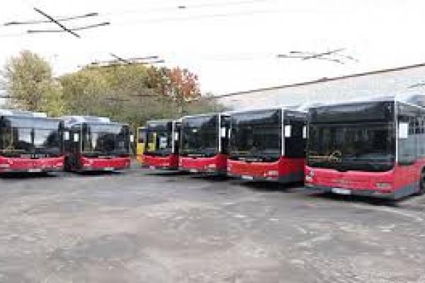 Громадський транспорт у Тернополі готують до відновлення роботи