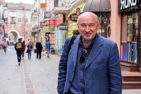 Тернопільський письменник Олександр Вільчинський закінчує новий роман